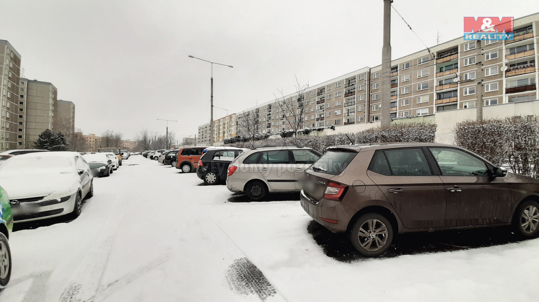 Pronájem bytu 1+1 v Ústí nad Labem, ul. Šrámkova