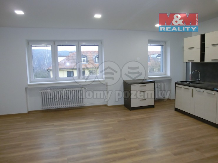 Pronájem, byt 3+kk, 78 m², Ústí nad Orlicí, ul. Dukelská