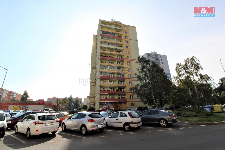 Pronájem bytu 1+kk, 26 m², Praha, ul. Rýmařovská