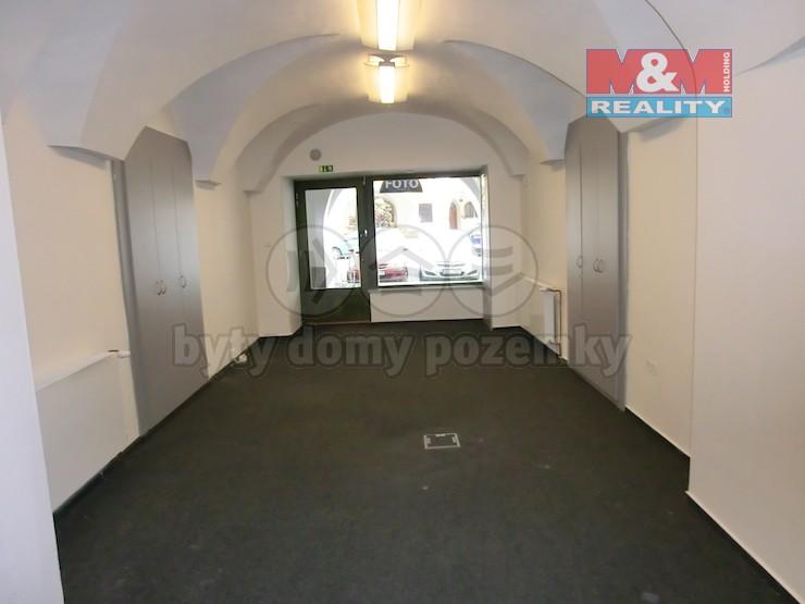 Pronájem obchod a služby, 30 m², Svitavy, ul. náměstí Míru
