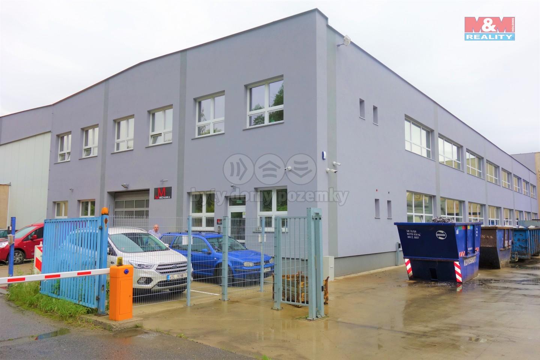 Prodej, komerční objekt,1 184m2, Chrastava