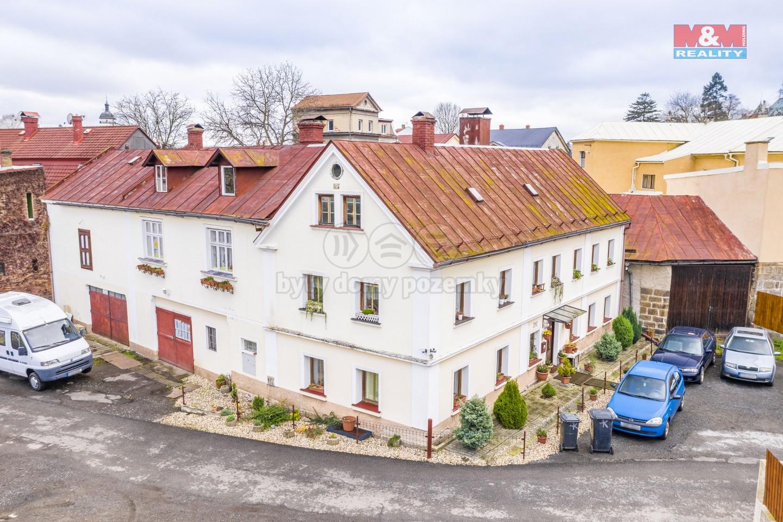 Prodej rodinného domu, 240 m², Česká Kamenice, ul. Dívčí