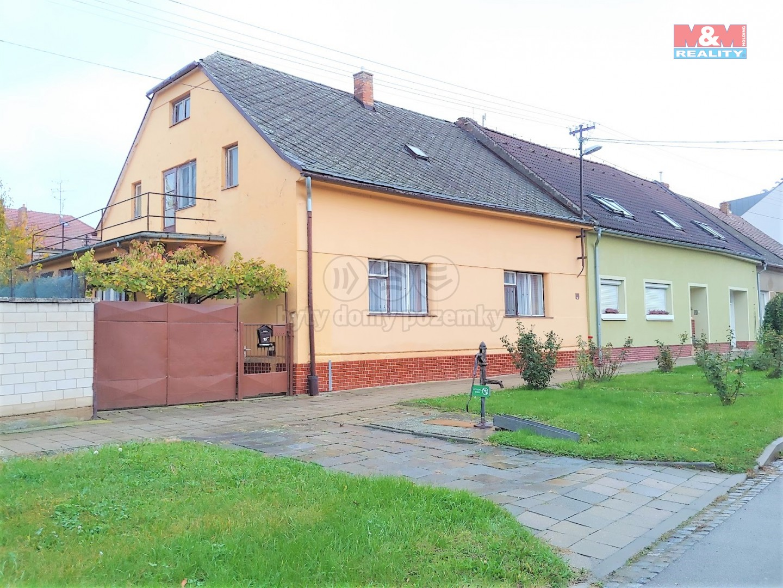 Prodej rodinného domu, 142 m², Hustopeče, ul. Kollárova
