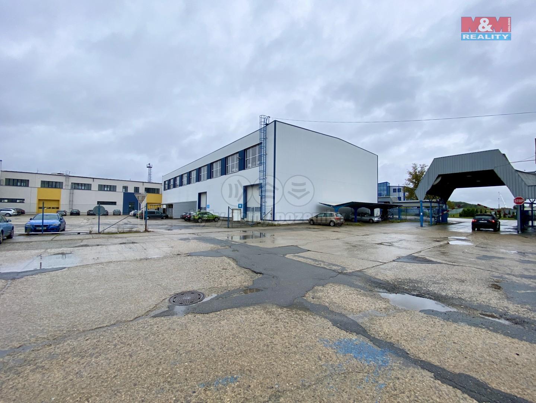 Pronájem obchodního objektu, 1337 m², Planá nad Lužnicí