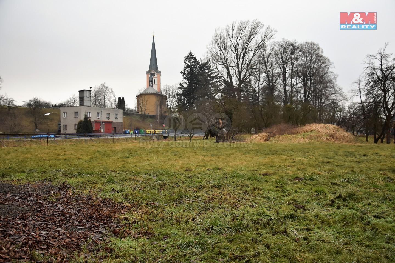 Prodej pozemku 3500 m², Hladké Životice, ul. Malá Strana