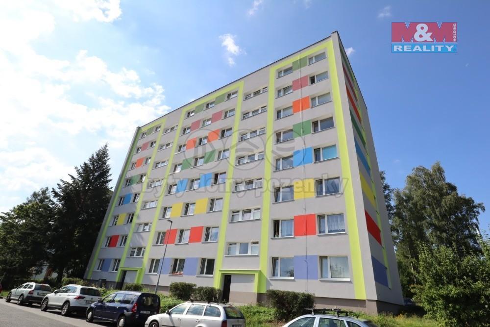 Pronájem bytu 3+kk, 60 m², Jablonec nad Nisou, ul. Řetízková