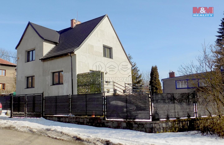 Prodej rodinného domu, 617 m², Slezská Ostrava