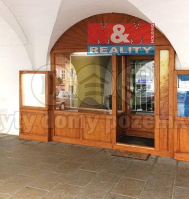 Pronájem kancelářského prostoru, 140 m², Svitavy