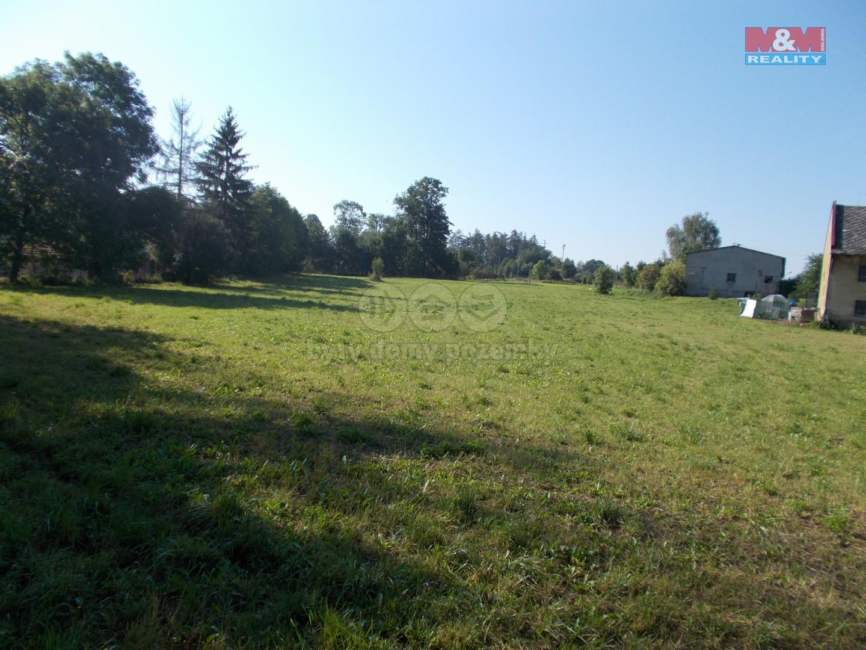 Prodej pozemku k bydlení, 6012 m², Hladké Životice