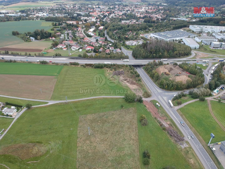 Prodej provozní plochy, 11874 m², Vystrkov