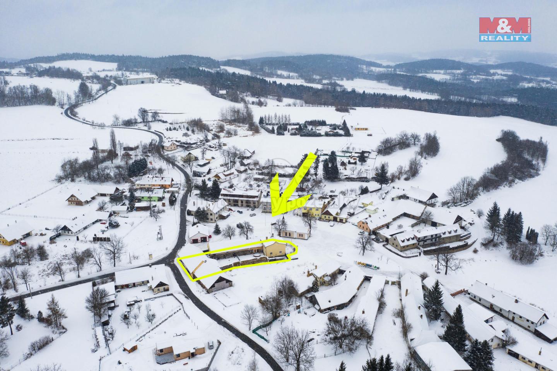 Prodej hotelu, penzionu, 1086 m², Vimperk