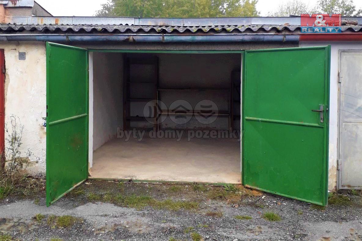 Prodej garáže, 18 m², Bor