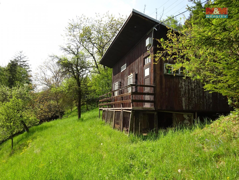 Prodej zahrady, 3227 m², Vsetín