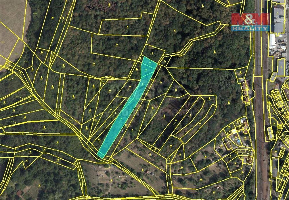 Prodej zahrady, 3486 m², Napajedla