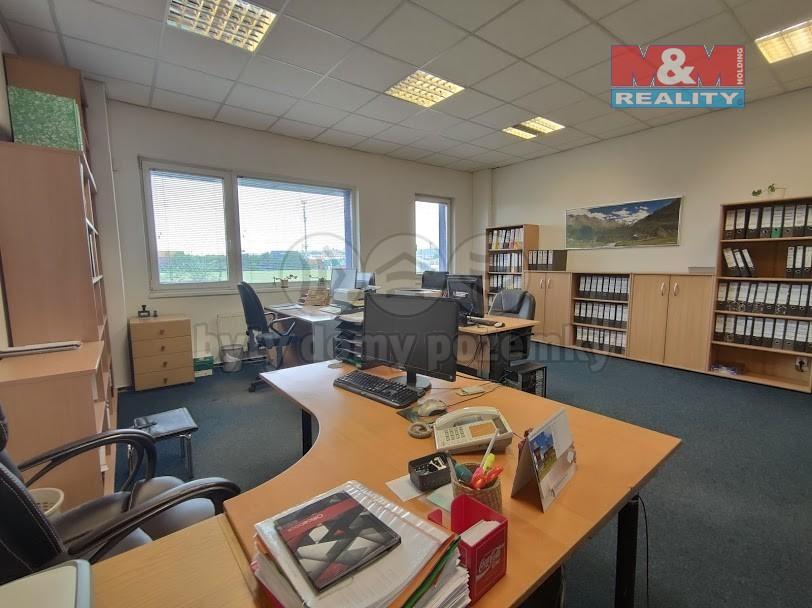 Pronájem kancelářského prostoru, 52 m², Brno, ul. K terminálu