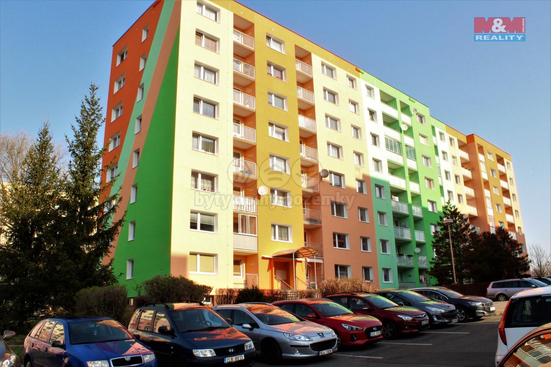 Prodej bytu 3+1, 61 m², Česká Lípa, ul. Kunratická