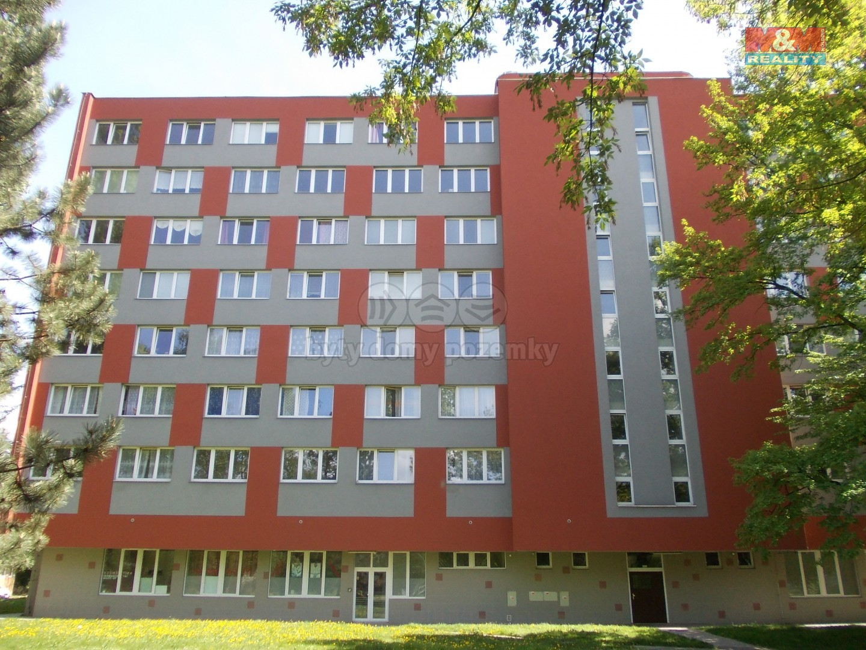 Pronájem bytu 1+kk, 22 m2, Ostrava - Zábřeh