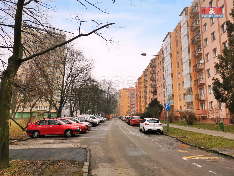 Pronájem bytu 1+1, 45 m², Ostrava, ul. Svojsíkova