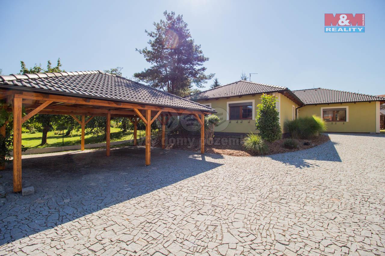 Prodej rodinného domu, Lomnice nad Lužnicí, ul. Sluneční