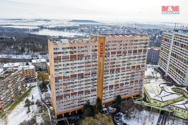 Prodej bytu 3+1, 79 m², OV, Chomutov, ul. Kundratická