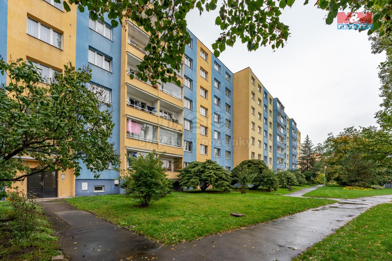 Prodej bytu 2+1, 54 m², Praha 10 - Záběhlice, ul. Jasmínová