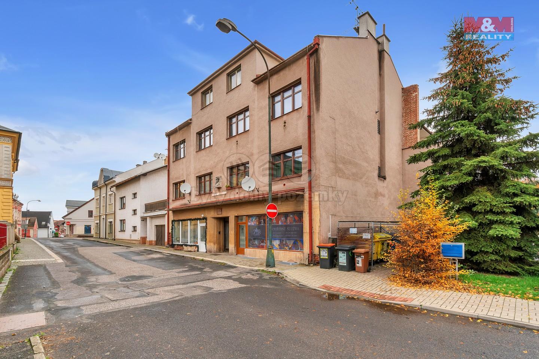 Prodej nájemního domu, 469 m², Nová Paka