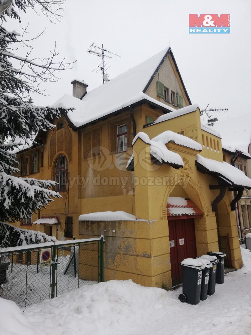 Pronájem bytu 3+1, 93 m², Jablonec nad Nisou, ul. Husova