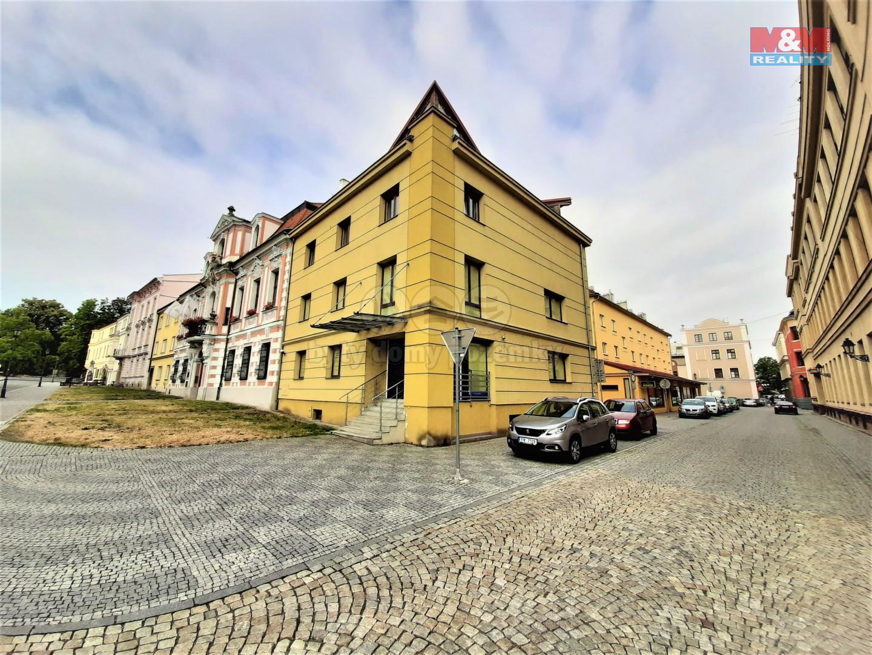 Pronájem obchodního prostoru, 200 m², Opava, ul. U Pošty