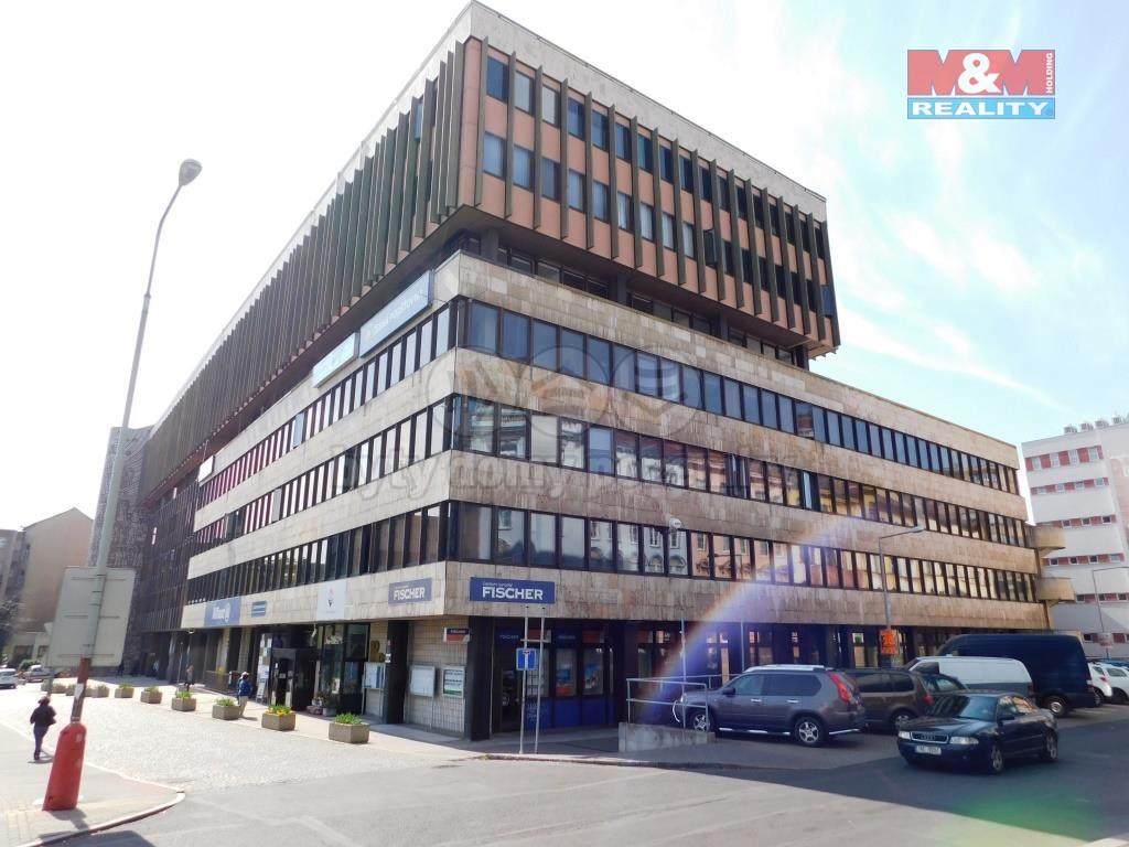 Pronájem, kancelářské prostory, Ústí nad Labem, ul.Mírové