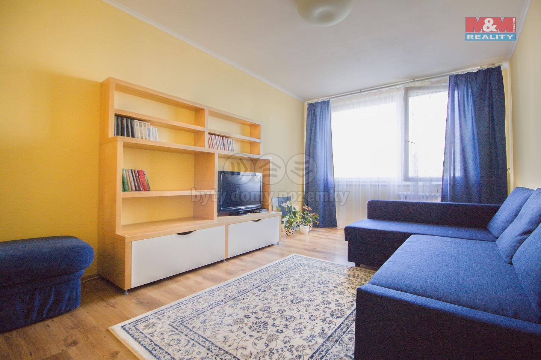 Pronájem, byt 2+kk, 45 m², Praha 5, ul. Modrá