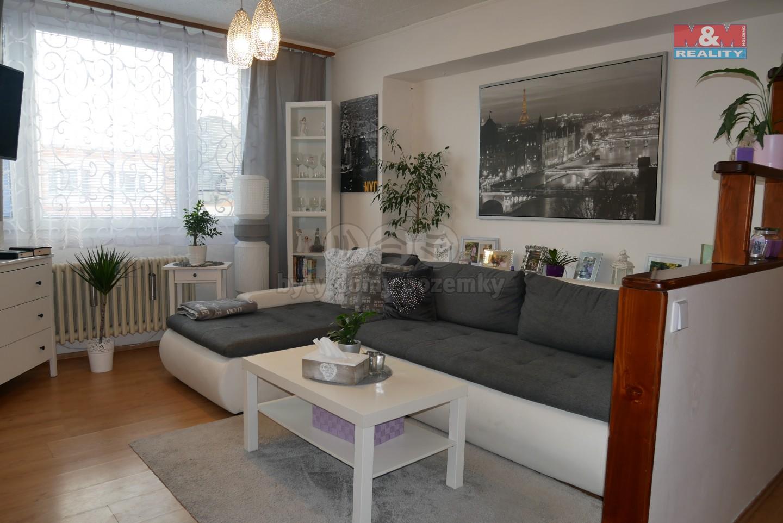 Prodej, byt 3+1, 68 m², Kutná Hora, ul. 17. listopadu