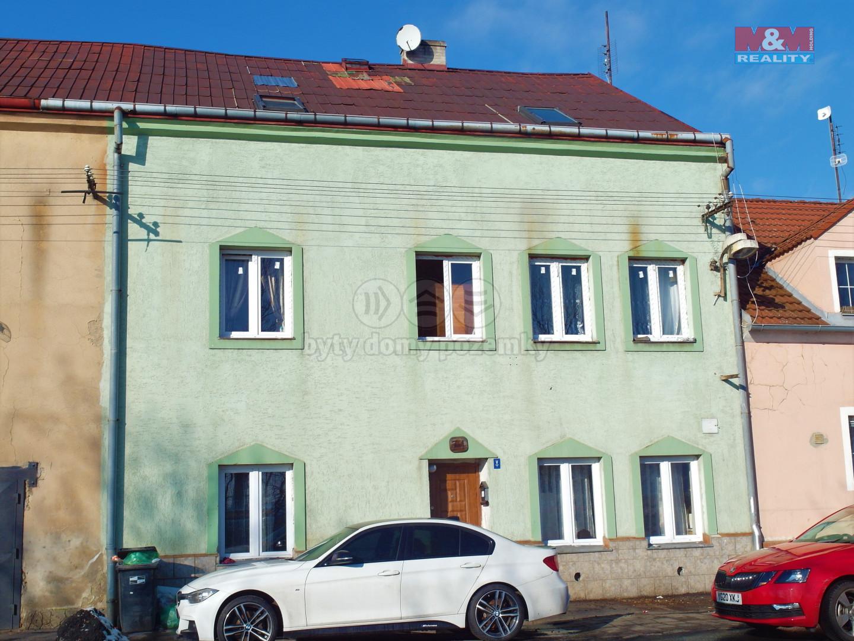 Prodej rodinného domu v Krupce, ul. Ústecká