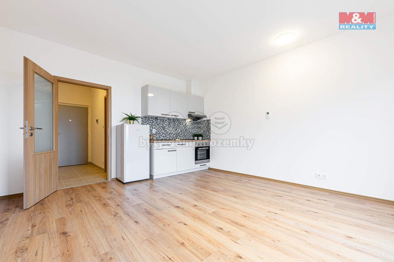 Pronájem bytu 1+kk, 28 m², Plzeň, ul. Stehlíkova