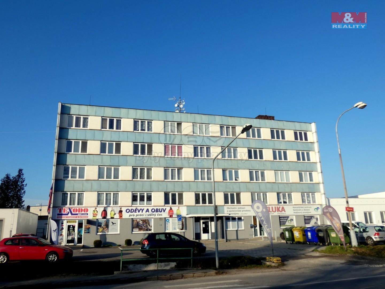 Prodej bytu 1+kk, 23 m², Strakonice, ul. Písecká