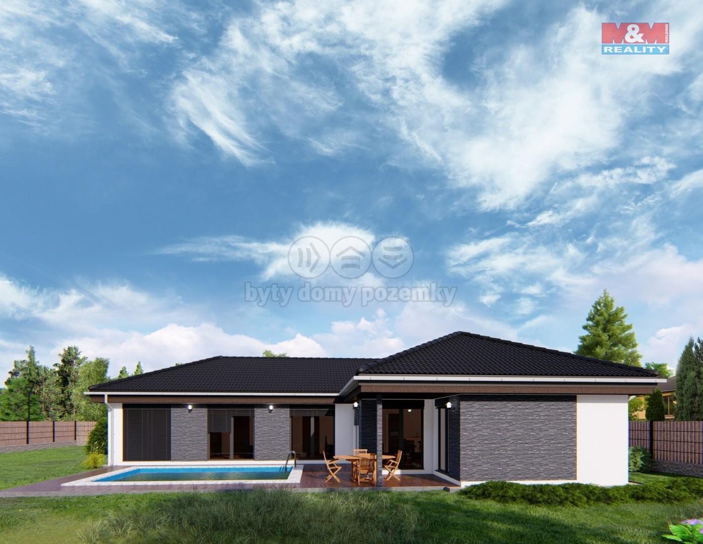 Prodej, rodinný dům, 161 m2, Nepomuk