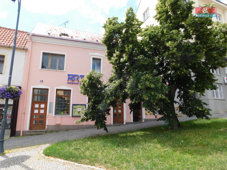 Pronájem kancelářského prostoru, 34 m², Kladno - centrum