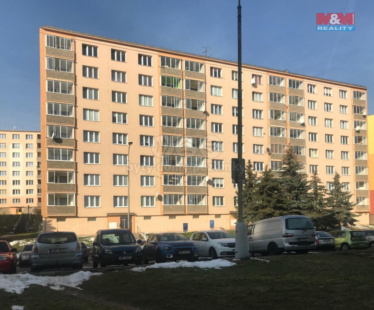 Pronájem bytu 3+1, DV, 63 m², Chomutov, ul. Skalková