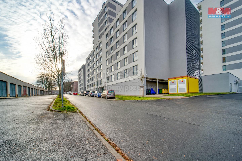 Pronájem bytu 1+kk v Plzni, ul. Nemocniční