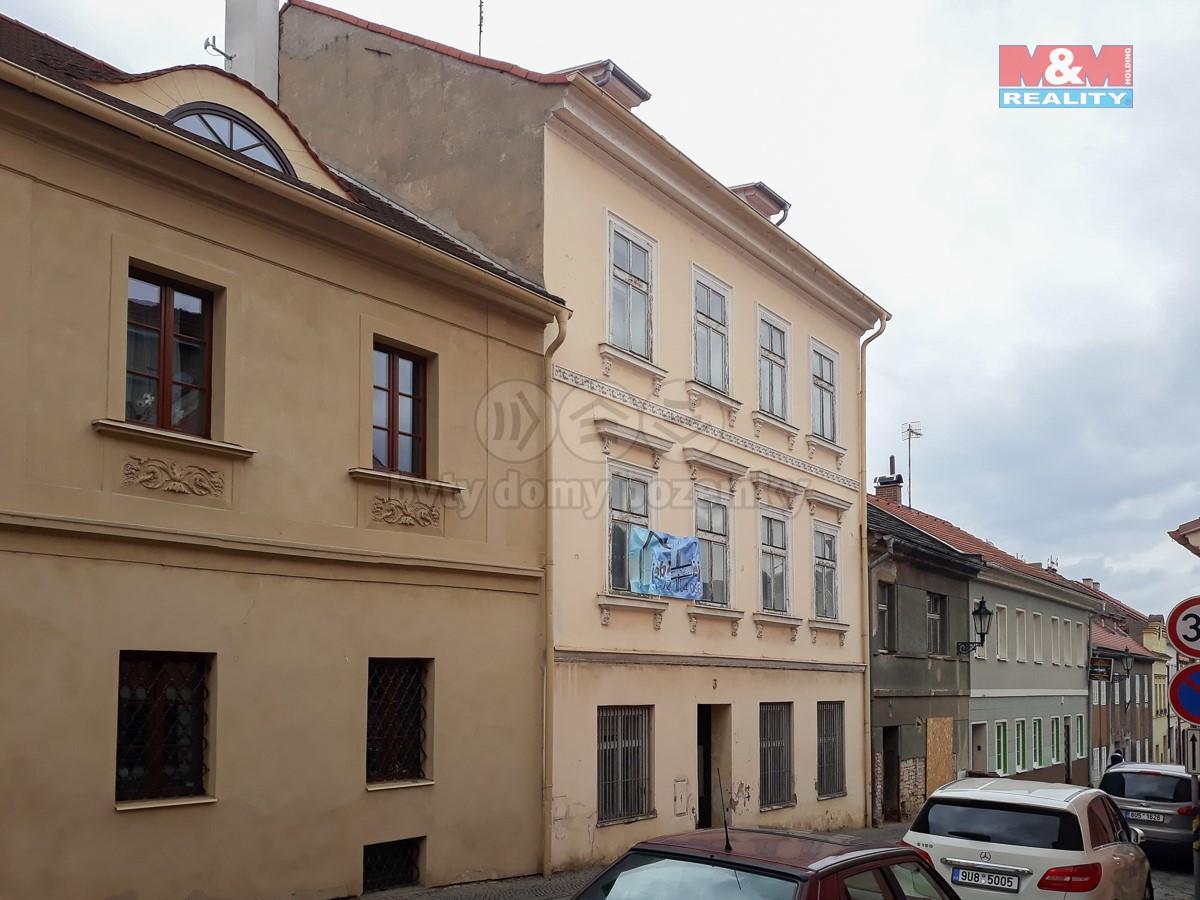 Prodej rodinného domu, 438 m², Litoměřice, ul. Jarošova