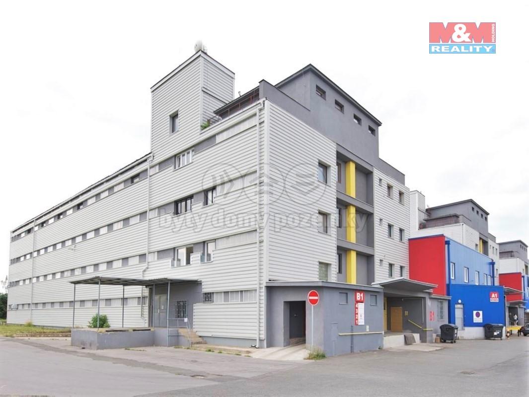 Pronájem, kancelářský prostor, 10 m², Praha, ul. Ve žlíbku