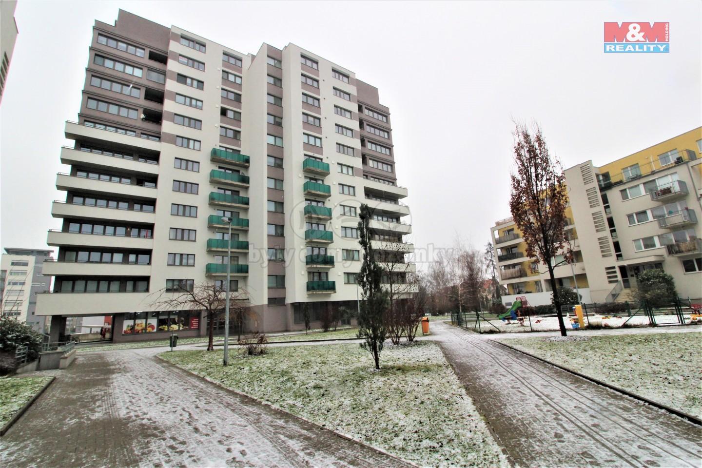 Pronájem bytu 2+kk, 42 m², Praha 9 - Letňany