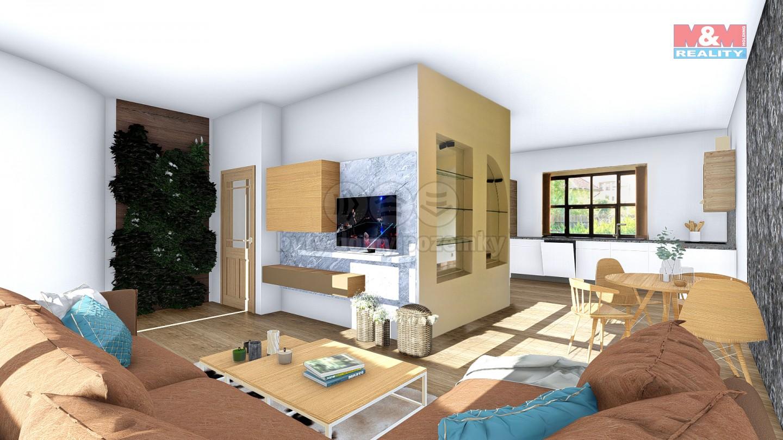 Prodej bytu 5+kk, 226 m², Mukařov, ul. Lipová