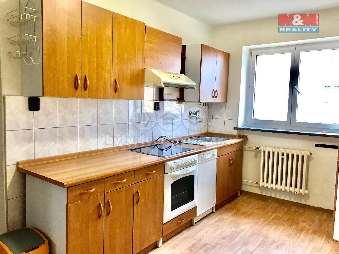 Pronájem bytu 2+1, 58 m², Nové Strašecí, ul. Rakovnická