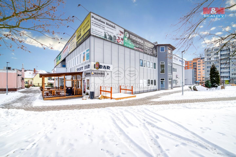 Pronájem kancelářského prostoru v Třemošné, ul. Plzeňská