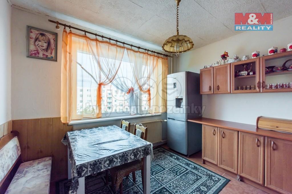 Prodej bytu 2+1, 58 m², DV, Jirkov, ul. Mládežnická
