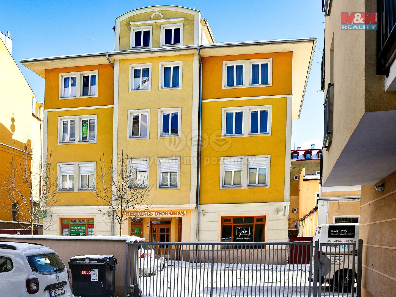 Pronájem bytu 2+kk, 45 m², Mariánské Lázně, ul. Dvořákova