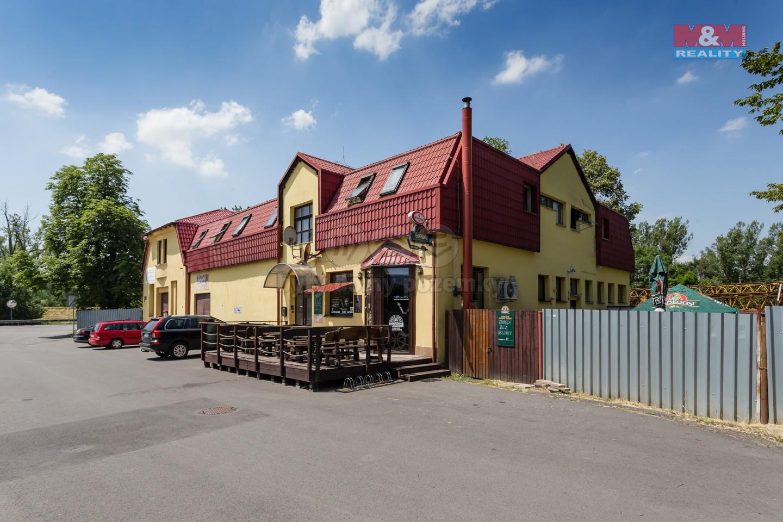 Prodej obchodního objektu, 642 m², Ostrava, ul. Paličkova