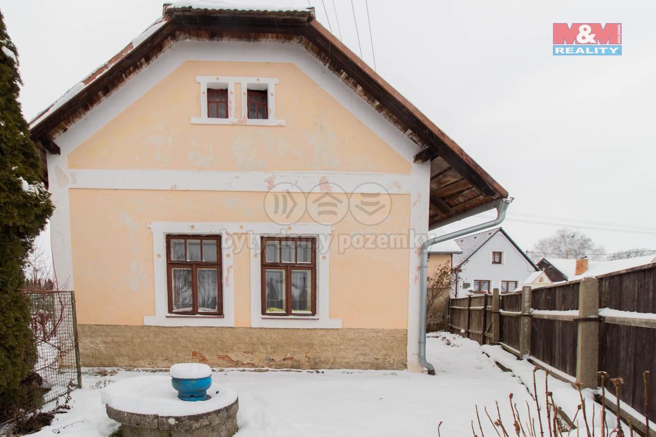 Prodej rodinného domu, 110 m², Křenovice