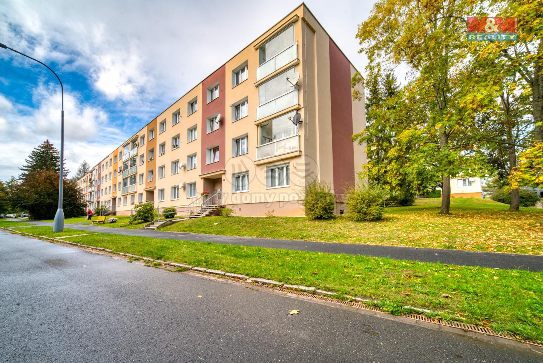 Pronájem bytu 2+1, 50 m², Domažlice, ul. Palackého