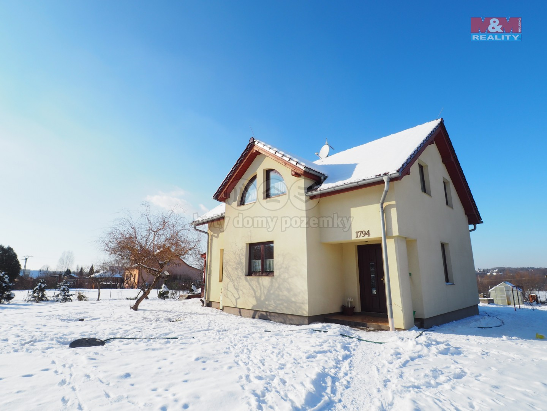 Prodej rodinného domu 4+1, 120 m², Šenov, ul. Stará cesta